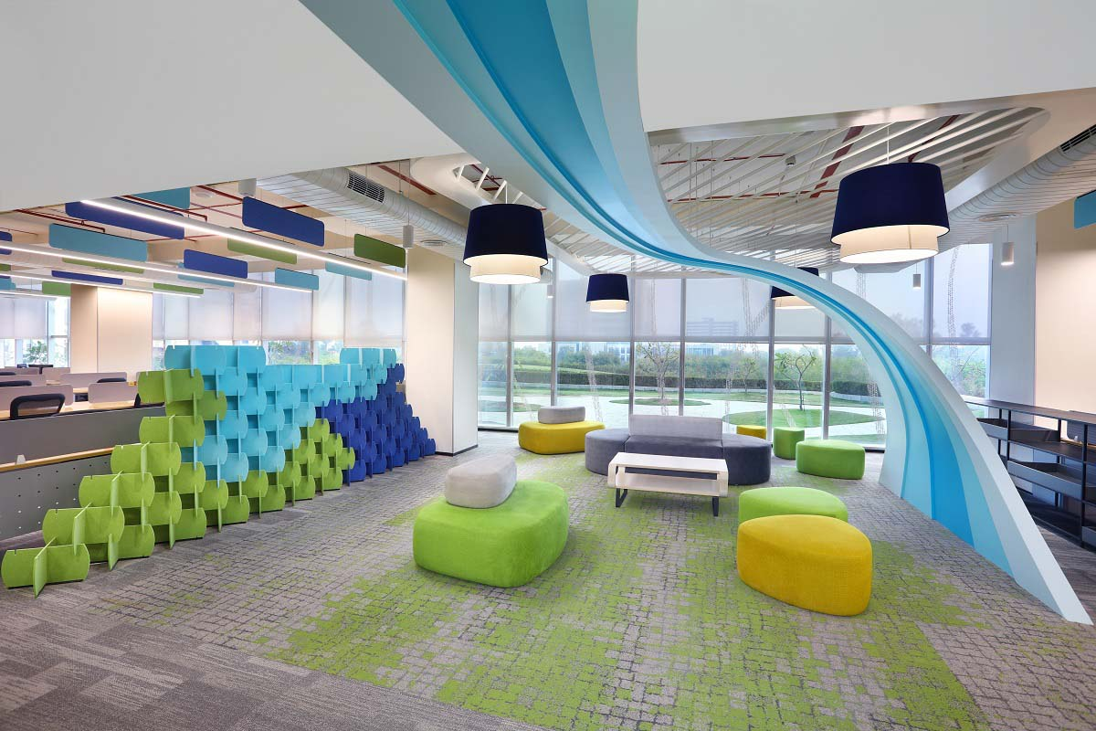 Corporate Office interiors design firms & Architects Company