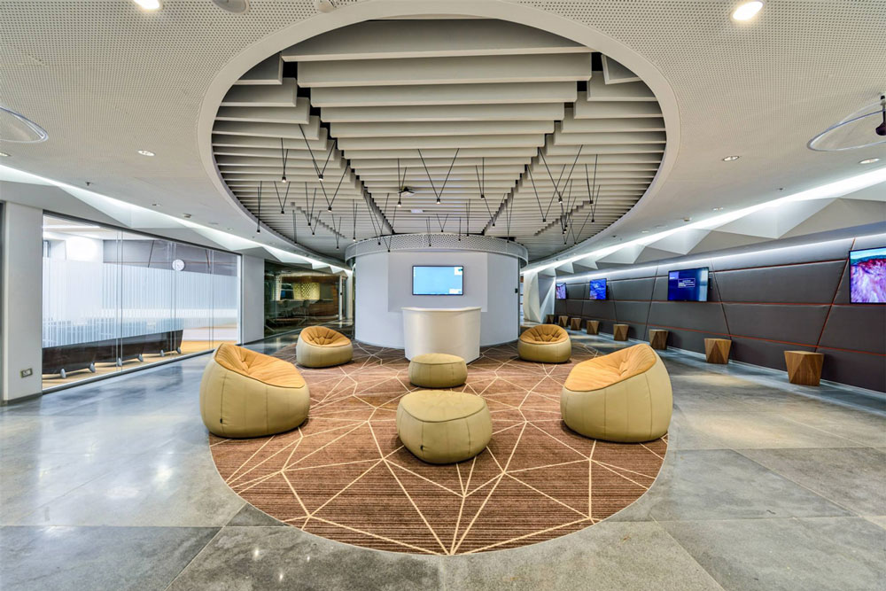 corporate office interior designing firms in delhi ncr architects
