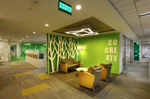 ... Workplace Is Synonymous To Cherry Hill Interiors Limited. Cherry Hill  Team With Their Knowledge U0026 Expertise Put Their Heart And Soul Into This  Project.
