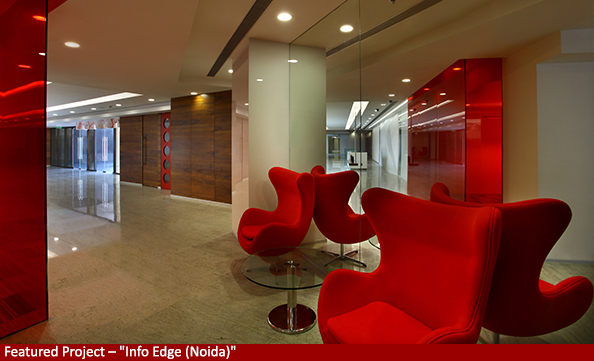 Cherry Hill Interiors Corporate Interior Design Pan India